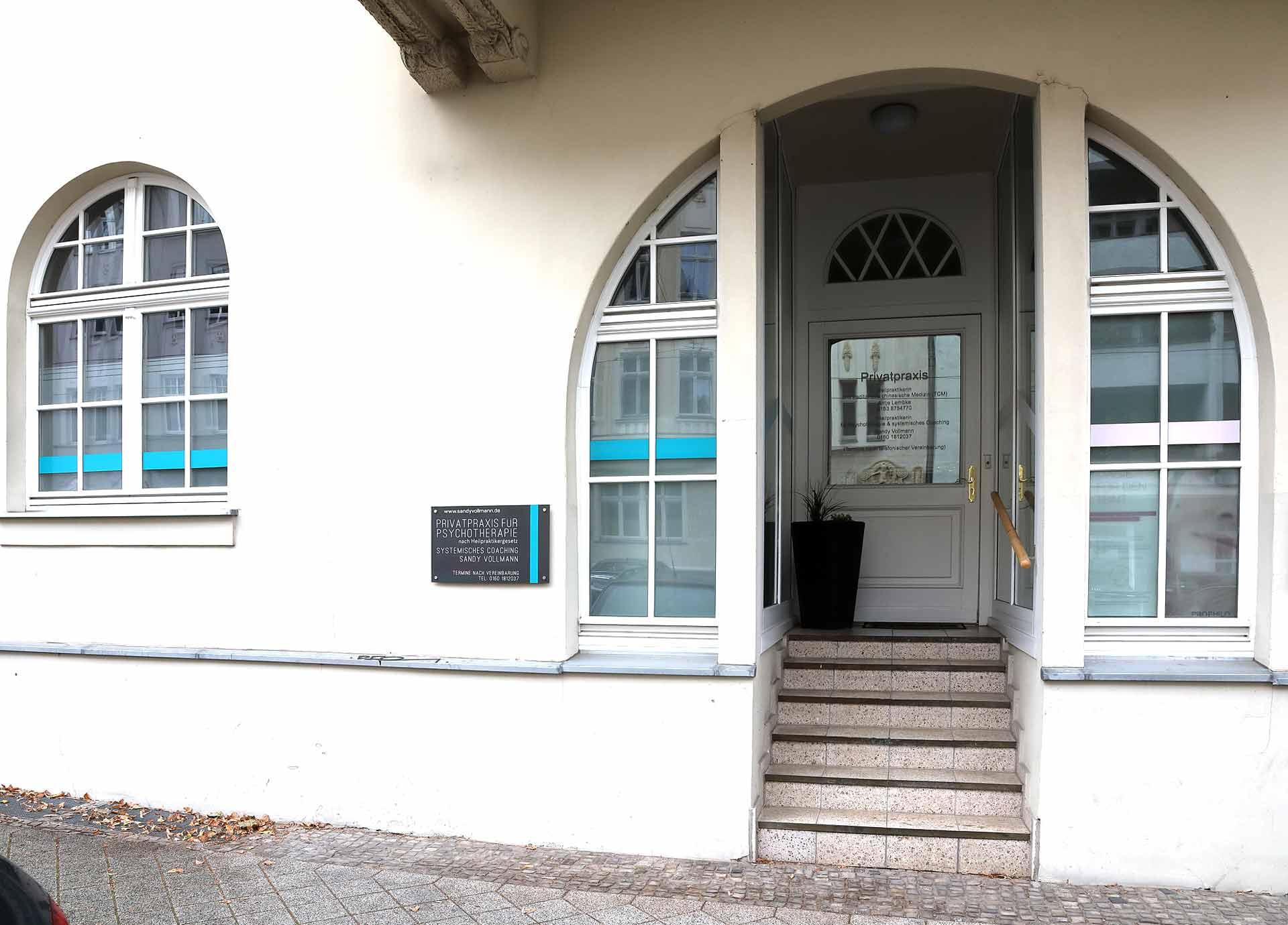 Sandy Vollmann -Privatpraxis für Psychotherapie  in Magdeburg und Burg